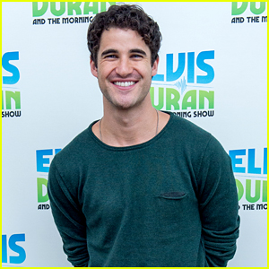 Darren Criss Performs 'I Dreamed a Dream' on 'Elvis Duran' Radio Show - Watch!