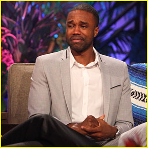 DeMario Jackson Gets Emotional About 'Bachelor in Paradise' Scandal In Chris Harrison Interview - Watch Here!