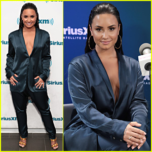 Demi Lovato Opens Up About Being Single & Navigating Adult Life (Video)