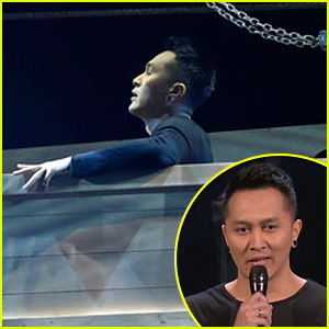 Demian Aditya's Escape Stunt on 'AGT' Goes Wrong During Live Show (Video)