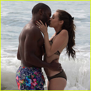 Diggy & Lacey Make Out During Romantic 'Bachelor in Paradise' Date - See Photos!