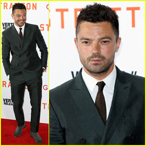 Dominic Cooper Suits Up for UK Premiere of 'Stratton' - Watch Trailer!
