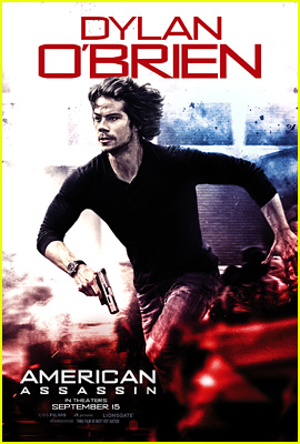 Dylan O'Brien Gets a Character Poster for 'American Assassin' (Exclusive)
