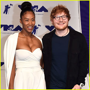 Ed Sheeran Arrives for MTV VMAs 2017 with Jennie Pegouskie!