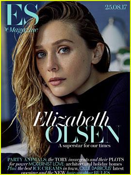 Elizabeth Olsen Sometimes Cries Before Premieres & Explains Why
