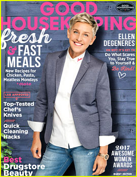 Ellen DeGeneres' Words About Loving Yourself No Matter What Are So Powerful