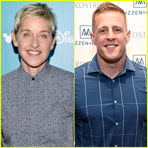 Ellen DeGeneres & Walmart Make Major Donation to JJ Watt's Hurricane Harvey Relief Fund - Watch Now!