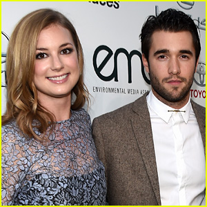 Emily VanCamp & Josh Bowman Have Adopted a Dog!