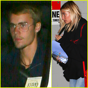 Exes Justin Bieber & Hailey Baldwin Leave Church Service Separately in LA