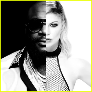 Fergie Drops 'Hungry' Video Featuring Rick Ross - Watch Now!