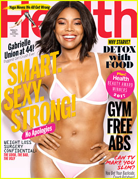 Gabrielle Union's Gym Motivation Has to Do With 'Stars, They're Just Like Us' Headlines