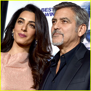 George & Amal Clooney Announce One Million Dollar Donation to Fight Injustice & Inequality