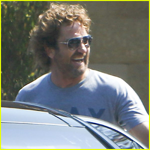 Gerard Butler Wraps Up His Weekend in Malibu