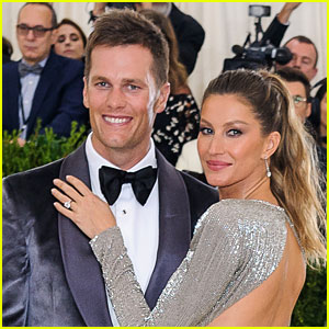 Gisele Bundchen Wishes Tom Brady a Happy 40th Birthday with the Sweetest Message