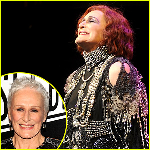 Glenn Close to Star in 'Sunset Boulevard' Movie Adaptation!