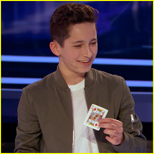 15-Year-Old Magician's Card Trick on 'America's Got Talent' Will Have You Amazed!