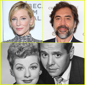 Cate Blanchett's Lucille Ball Biopic Moves Forward, Javier Bardem 'In the Mix' for Desi Arnaz