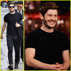 Iwan Rheon Explains His Gruesome 'Game of Thrones' Death Scene on 'Jimmy Kimmel Live' - Watch Here!