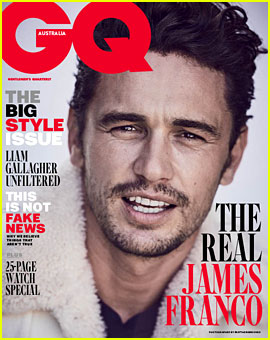 James Franco Opens Up About His Breakdown & Addiction to Work