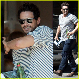James Franco Looks Buff After Laying Low This Summer!