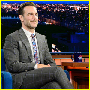 James Van Der Beek Explains Who Diplo is on 'Late Show': 'The Frank Sinatra of Electronic Dance Music'