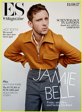 Jamie Bell 'Quickly' Knew He Was Going to Marry Kate Mara