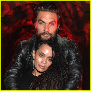 Jason Momoa Gets Birthday Surprise by Wife Lisa Bonet & Their Kids on 'Aquaman' Set - See the Photo!