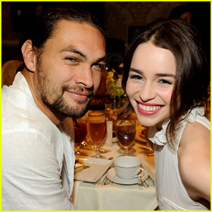 Jason Momoa Calls Emilia Clarke a 'Bad-Ass' After Latest 'Game of Thrones' Episode