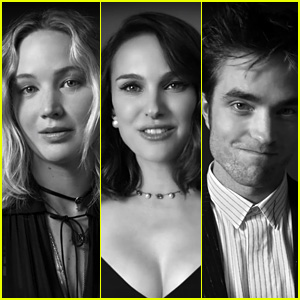 Jennifer Lawrence, Natalie Portman, Robert Pattinson & More Stars Reveal What They'd Do for Love (Video)