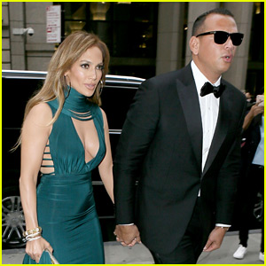 Jennifer Lopez & Alex Rodriguez Look Like a Million Bucks Together at Friend's Wedding!