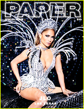 Jennifer Lopez Reveals the Wildest Thing She's Ever Done in Vegas