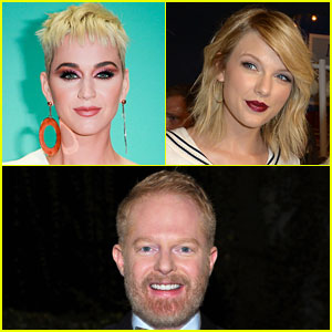 Jesse Tyler Ferguson Throws Out This Suggestion For Those Sick of Katy Perry & Taylor Swift's Feud