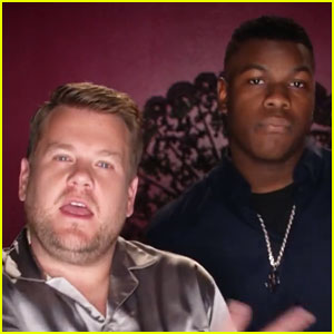 John Boyega, James Corden, & Jeffrey Tambor Parody 1998's 'The Boy Is Mine' - Watch Now!