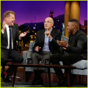 John Boyega & Jeffrey Tambor Share Their Most-Embarrassing Work on 'Late Late Show' - Watch Here!