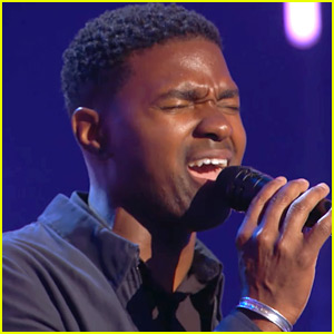 Johnny Manuel Gets Golden Buzzer on 'America's Got Talent' After Singing Stevie Wonder!