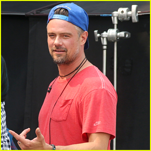 Josh Duhamel Begins Filming 'The Buddy Games' in Canada