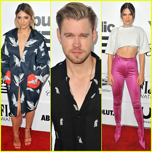 Julia Michaels Joins Chord Overstreet, Jessie J & More at Republic Records MTV VMAs 2017 After Party!