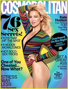 Kate Hudson Reveals the Perk of Having a Shaved Head!