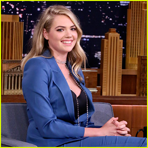 Kate Upton Says She's Very Competitive with Her Fiance