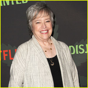 Kathy Bates Plays Marijuana Legalization Advocate In New Netflix Show 'Disjointed' - Watch Trailer Here!