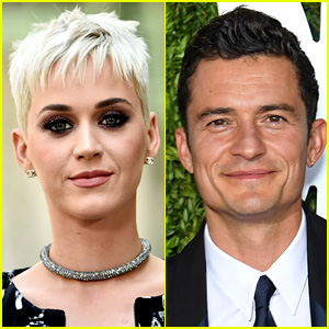 Katy Perry & Orlando Bloom Reunite, Cuddle Up at Ed Sheeran Concert