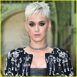 Katy Perry Reveals Her First Kiss Was During a Game of Spin the Bottle!