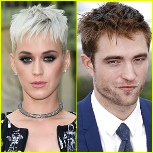 Katy Perry & Robert Pattinson Grab Dinner in West Hollywood!