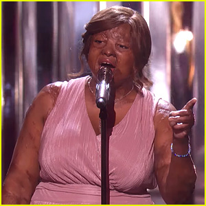 Plane Crash Survivor Kechi Covers Emotional Katy Perry Song on 'America's Got Talent' (Video)