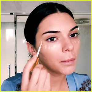Kendall Jenner Shares Her Two-Minute Morning Makeup Routine (Video)