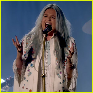 Kesha Shares First Live Performance of 'Praying' - Watch Now!