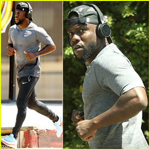 Kevin Hart is Ready to Cross the NYC Marathon Finish Line!