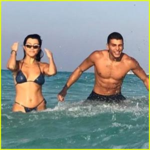 Kourtney Kardashian & Younes Bendjima Take a Trip to Egypt!