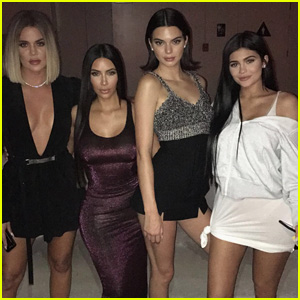 Kylie Jenner's Family Throws Her a Surprise 20th Birthday Party