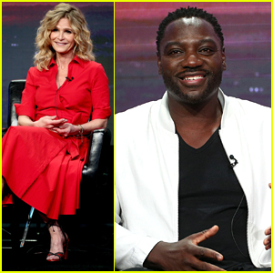 Kyra Sedgwick Joins '10 Days in the Valley' Co-Stars at TCAs